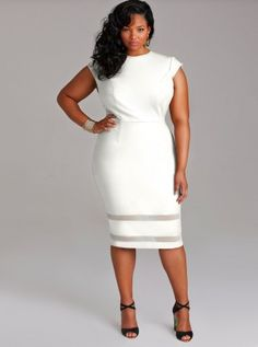 White Dresses For Graduation Plus Size : Moniezja.com