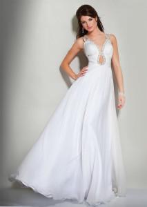 white evening dresses ireland
