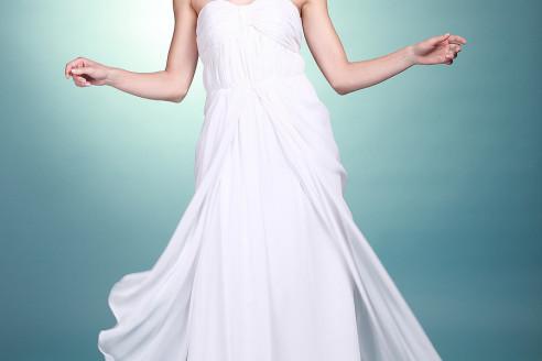 white evening dresses short