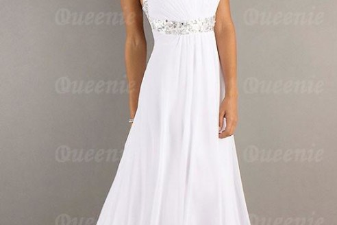 white formal dress 3