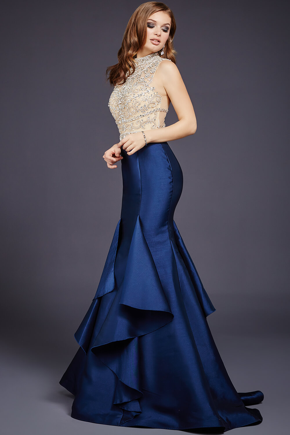 Gown Evening Dresses 46