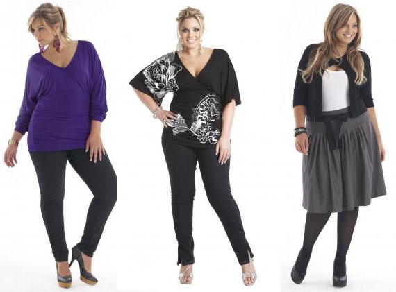Plus Size Clothing Tops