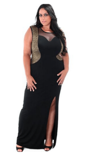 plus size party dresses for women 4