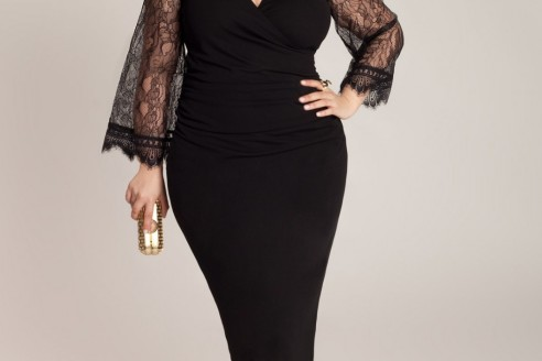 plus size party dresses for women 5