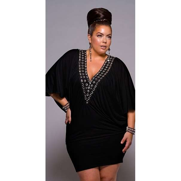 Plus size party dresses for women - Style Jeans