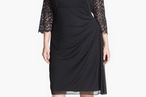 plus size party dresses for women 7