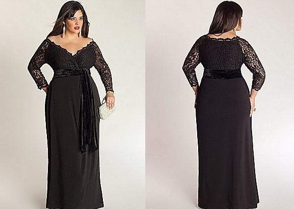 Plus Size Womens Formal Occasion Dresses - Discount Evening Dresses