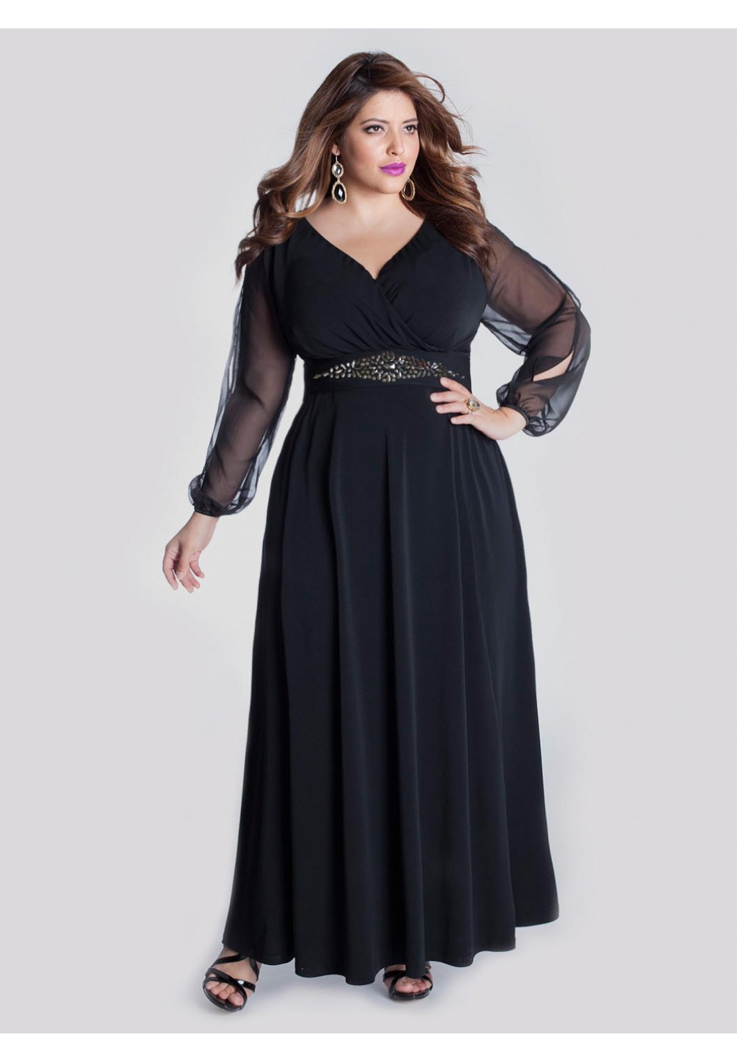 Special occasion dresses for plus size for Plus size wedding dresses dallas tx
