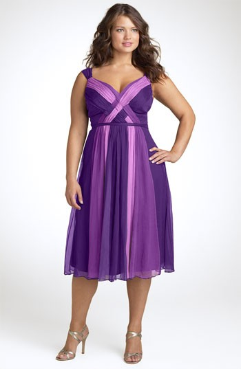 Special occasion dresses plus size with sleeves - Style Jeans