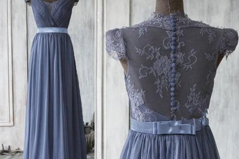 Backless Bridesmaid Dresses
