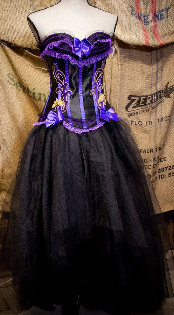 Black and Purple Wedding Dress Elegance and Fashionable - Style Jeans