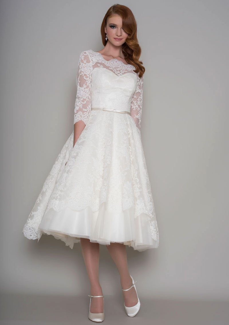 Useful Tips For Short Classy Wedding Dress
