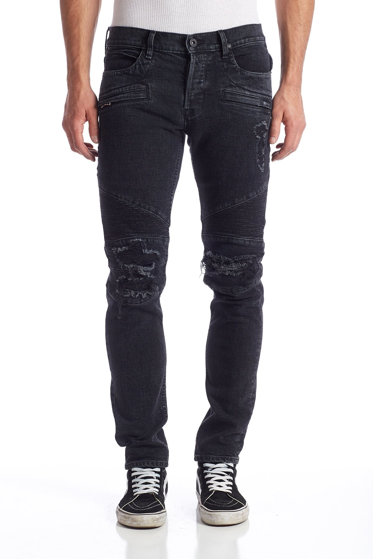 How To Get The Best Black Denim Quality - Style Jeans