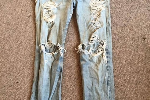 Used Jeans