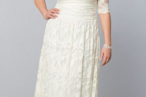 Plus Size Clothing For a Wedding