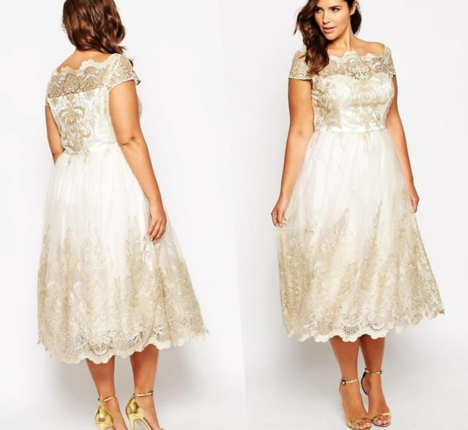 Plus Size Dresses For A Summer Wedding