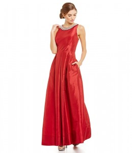 Red Plus Size Dresses Special Occasions