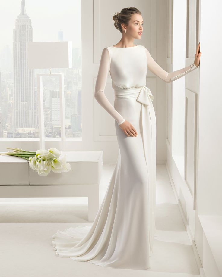 Get The Best Modern Wedding Dresses Ideas - Style Jeans